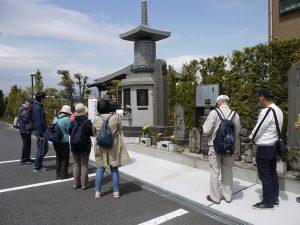 長楽寺の庚申塔