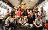 四之宮八坂神社神輿が新たに展示されました